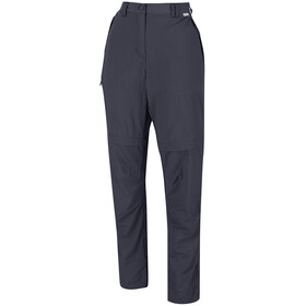 Regatta Chaska II Zip-Off Trousers Women seal grey